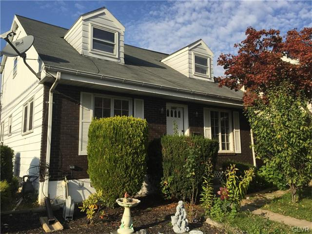 Rental Homes for Rent, ListingId:36215222, location: 1827 Woodlawn Street Allentown 18104