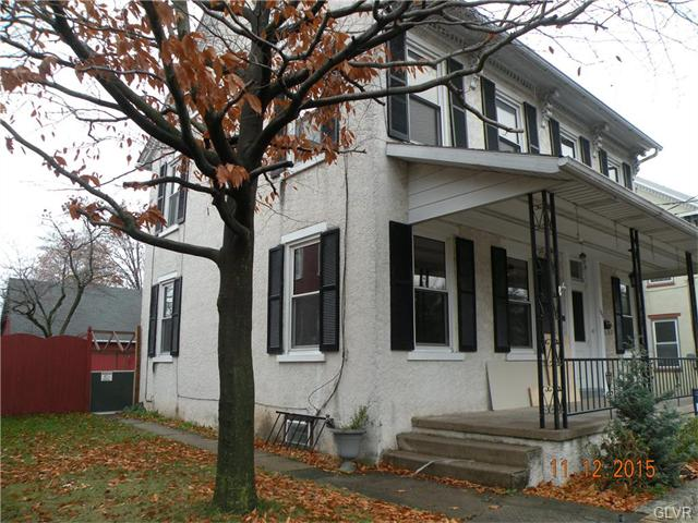 Rental Homes for Rent, ListingId:36232322, location: 106 North Main Street Coopersburg 18036