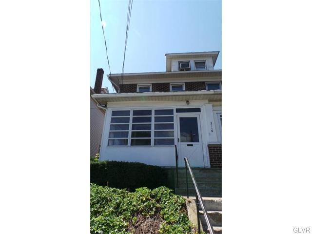 Rental Homes for Rent, ListingId:36326181, location: 2116 Northampton Street Easton 18042
