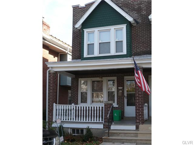Rental Homes for Rent, ListingId:36342987, location: 1934 Whitehall Street Allentown 18104