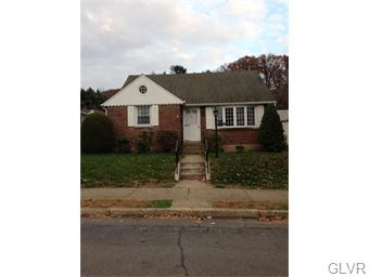 Rental Homes for Rent, ListingId:36345031, location: 1407 Detweiler Avenue Hellertown 18055