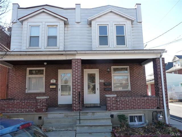 Rental Homes for Rent, ListingId:36358640, location: 314 Laurel Street Bethlehem 18018