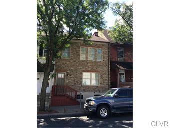 Rental Homes for Rent, ListingId:36375529, location: 844 West Walnut Street Allentown 18102