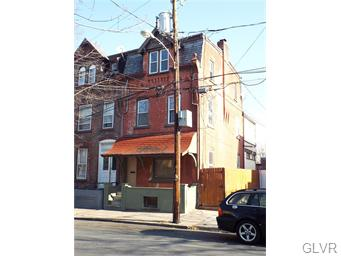 Rental Homes for Rent, ListingId:36375513, location: 531 North 9th Street Allentown 18102