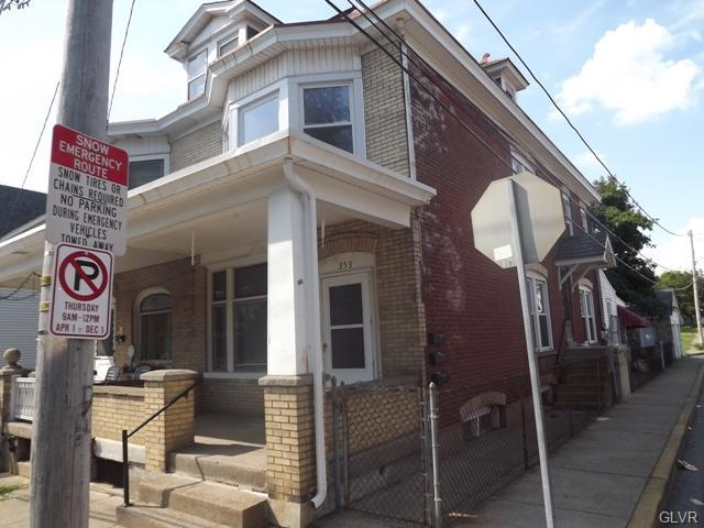 Rental Homes for Rent, ListingId:36405585, location: 353 West Berwick Street Easton 18042