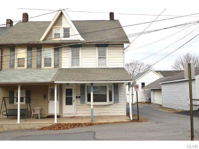 Rental Homes for Rent, ListingId:36681840, location: 404 Center Avenue Slatington 18080