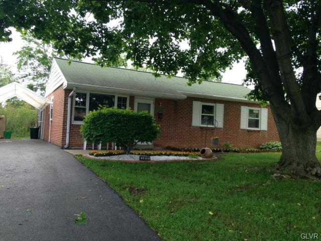 Rental Homes for Rent, ListingId:36799229, location: 1613 Marshall Street Allentown 18103