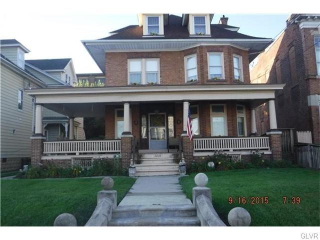Rental Homes for Rent, ListingId:36825301, location: 2036 HANOVER Avenue Allentown 18109