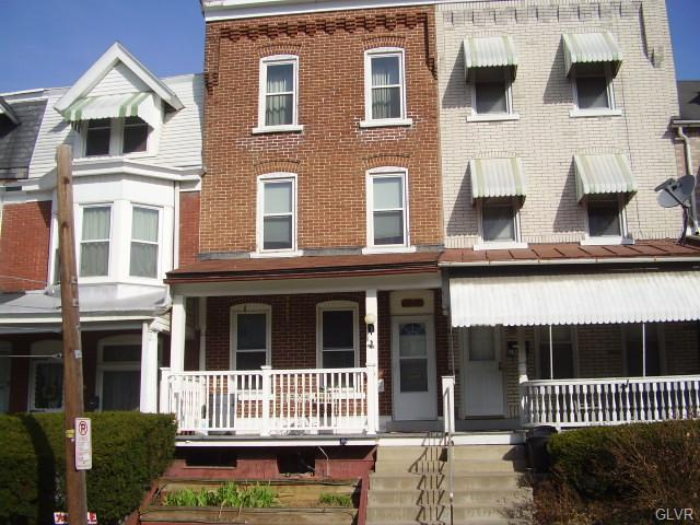 Rental Homes for Rent, ListingId:36848596, location: 1543 Liberty Street Allentown 18102