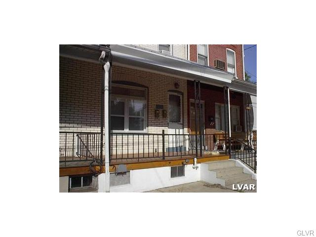 Rental Homes for Rent, ListingId:36988695, location: 217 North West Street Allentown 18102