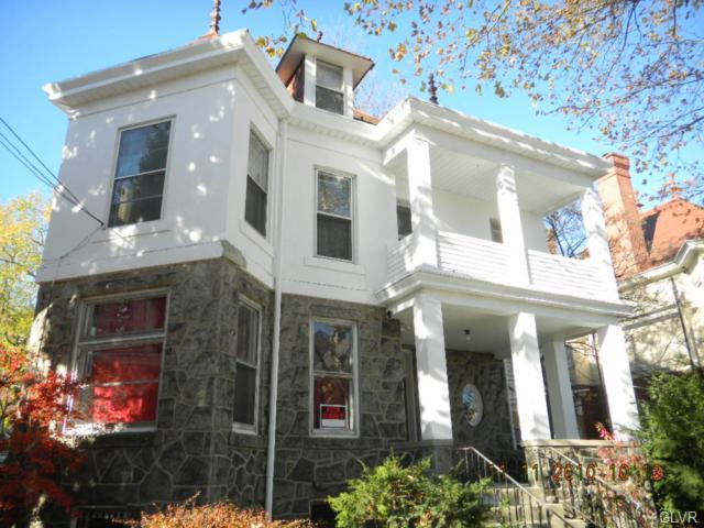Rental Homes for Rent, ListingId:36988697, location: 38 North 15th Street Allentown 18102