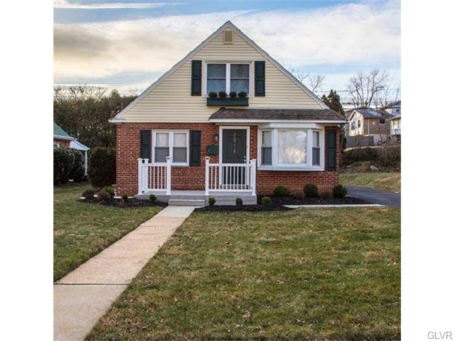 Rental Homes for Rent, ListingId:36976804, location: 2314 West Greenleaf Street Allentown 18104
