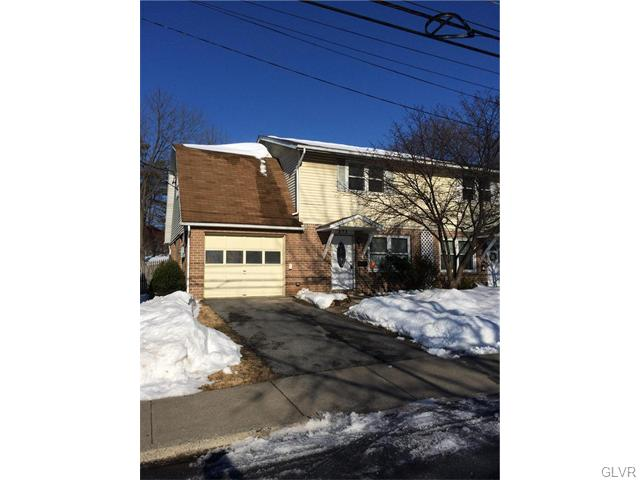 Rental Homes for Rent, ListingId:37058211, location: 273 West 26Th Street Northampton 18067