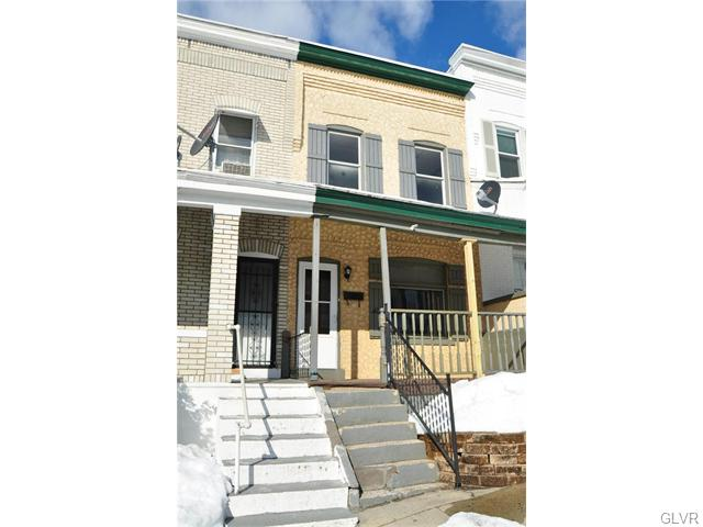 Rental Homes for Rent, ListingId:37024285, location: 147 East South Street Allentown 18109