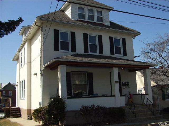 Rental Homes for Rent, ListingId:37057974, location: 1544 Burkhardt Street Hellertown 18055