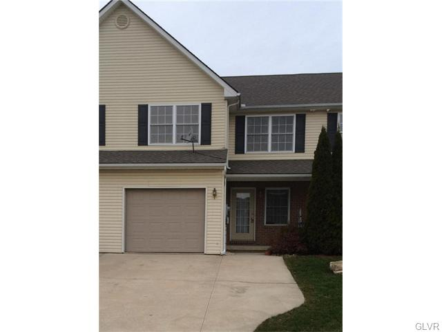 Rental Homes for Rent, ListingId:37041911, location: 1387 Mohr Circle MacUngie 18062