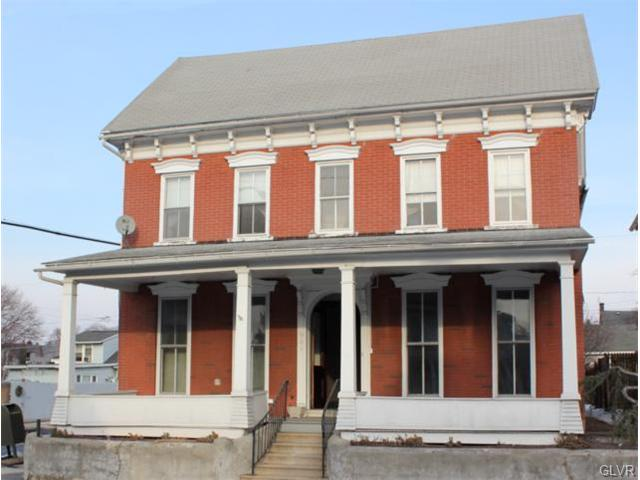 Rental Homes for Rent, ListingId:37079931, location: 901 Main Street Slatington 18080