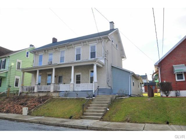 Rental Homes for Rent, ListingId:37124603, location: 208 South Front Street Coplay 18037
