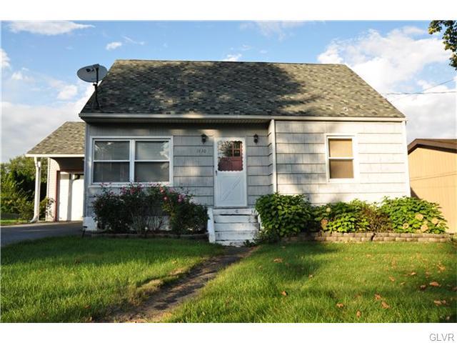 Rental Homes for Rent, ListingId:37152224, location: 1430 Blair Street Palmer Twp 18045