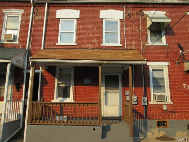 Rental Homes for Rent, ListingId:37203974, location: 729 Genesee Street Allentown 18103