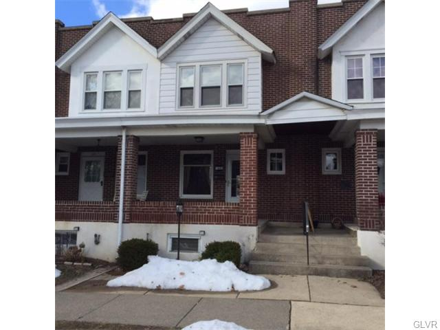Rental Homes for Rent, ListingId:37218138, location: 1831 West Livingston Street Allentown 18104