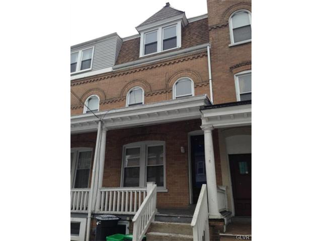 Rental Homes for Rent, ListingId:37261476, location: 218 North Madison Street Allentown 18102