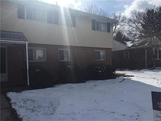 Rental Homes for Rent, ListingId:37267051, location: 2412 West Tilghman Street Allentown 18104