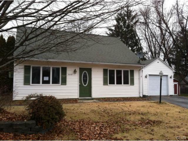 Rental Homes for Rent, ListingId:37284883, location: 3607 Greenway Street Easton 18045