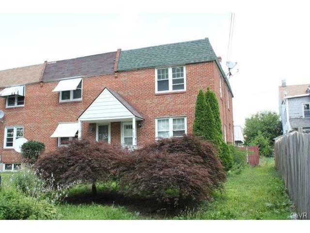 Photo of 705 North Plymouth Street  Allentown City  PA