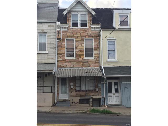 Photo of 627 West Union Street  Allentown City  PA