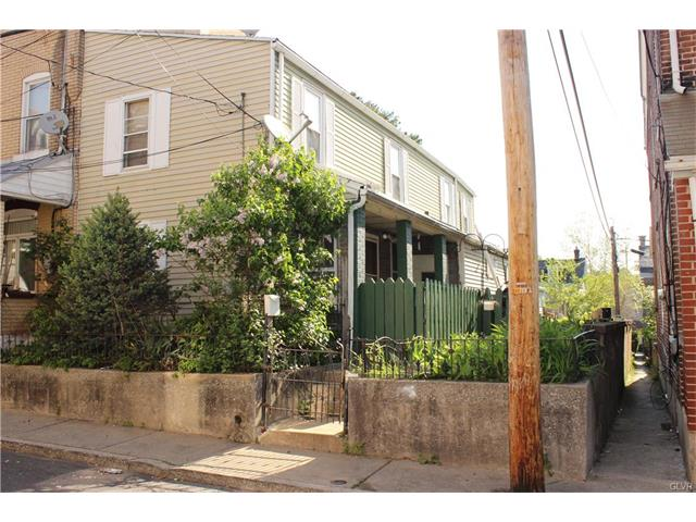 Photo of 229 North Railroad Street  Allentown City  PA