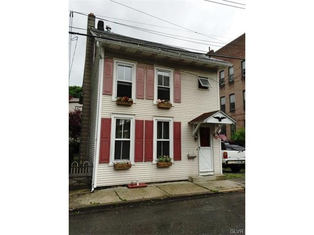 Photo of 238 West Rowe Street  Schuylkill County  PA