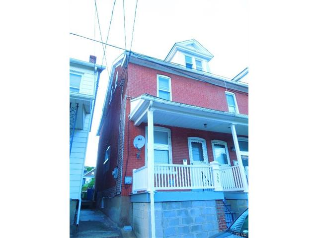 Photo of 606 West Garrison Street  Bethlehem City  PA