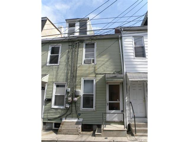 Photo of 325 12 North Lumber Street  Allentown City  PA