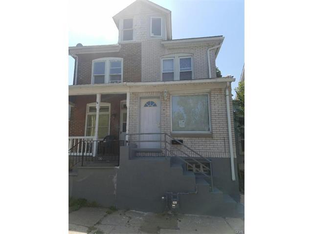 Photo of 328 East Walnut Street  Allentown City  PA