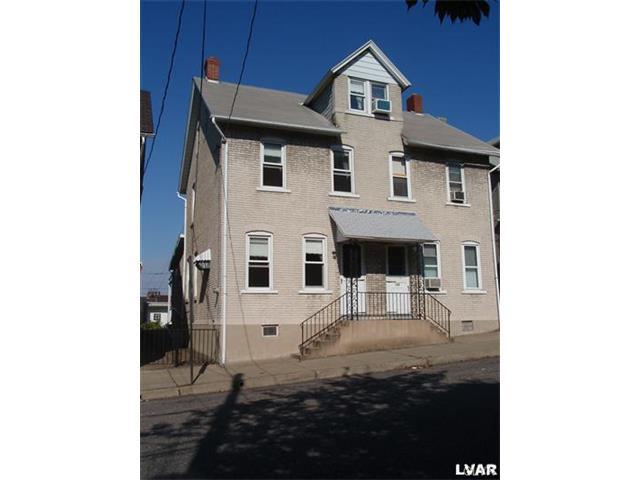 Photo of 721 East 6th Street  Bethlehem City  PA