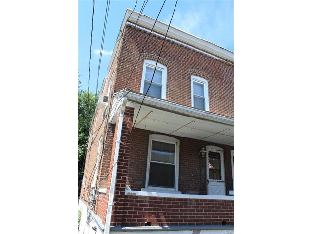 Photo of 331 East Howe Street  Allentown City  PA