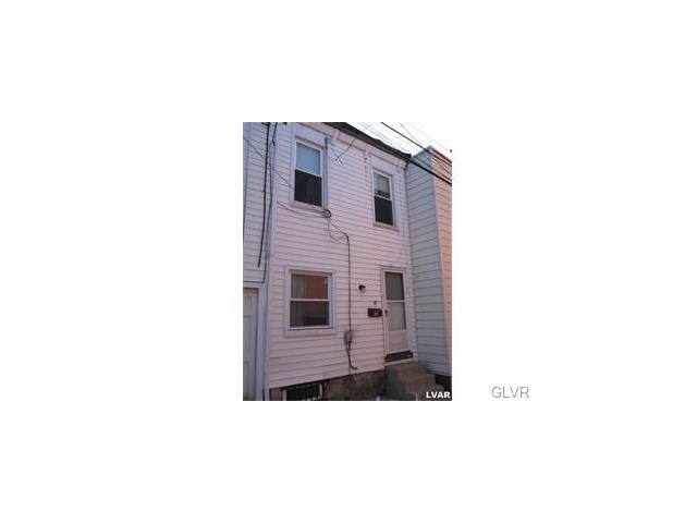 Photo of 123 North Bryan Street  Allentown City  PA