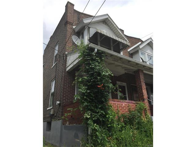 Photo of 657 South Filmore Street  Allentown City  PA
