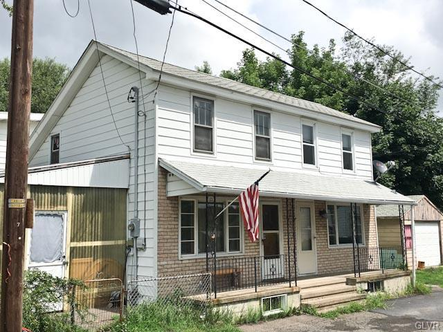 Photo of 5 East Cherry Street  Banks Township  PA