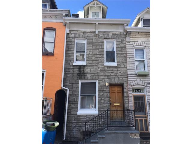 Photo of 536 Maple Street  Reading City  PA