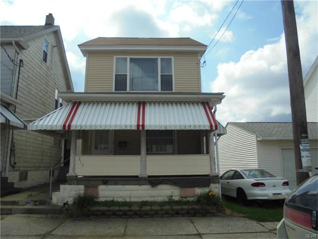 Photo of 217 East Hazard Street  Summit Hill Borough  PA