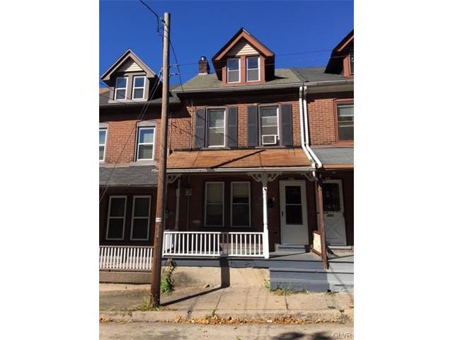 Photo of 239 Franklin Street  Bethlehem City  PA