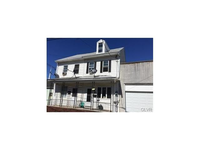 Photo of 213 West Columbus Street  Schuylkill County  PA