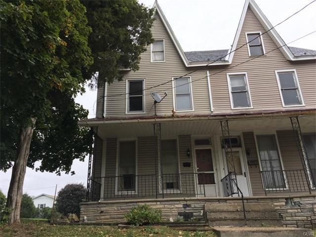 Photo of 138 Center Street  Slatington Borough  PA