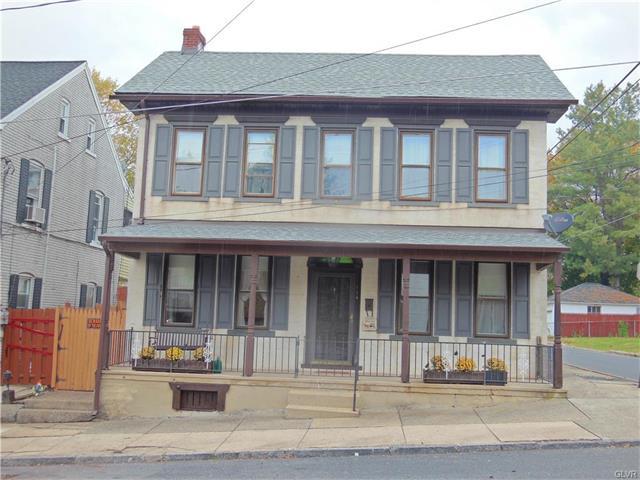 Photo of 114 Walnut Street  Catasauqua Borough  PA