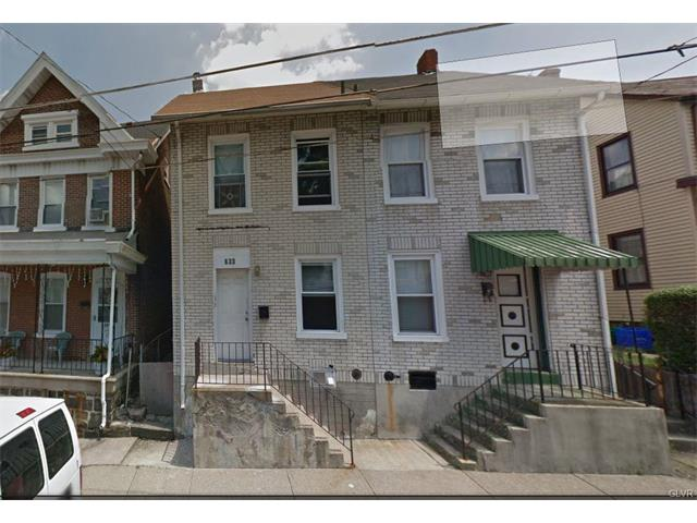 Photo of 633 Ontario Street  Bethlehem City  PA