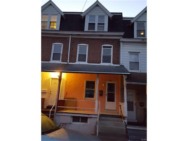 Photo of 738 South Hall Street  Allentown  PA