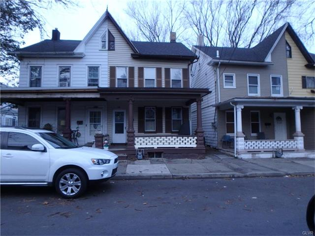 Photo of 1049 West Wilkes Barre Street  Easton  PA