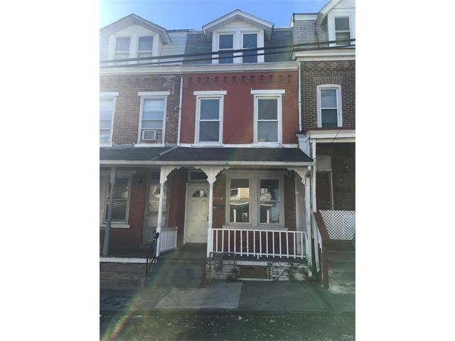 Photo of 534 North Penn Street  Allentown City  PA